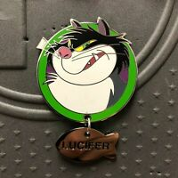 Disney WDW Fairy Tails Villain Pets Lucifer Cinderella Pin LE 250