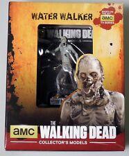 ESL5560. Walking Dead Collector's Models #9 Water Walker 1:21 EAGLEMOSS (2017)