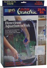 Lee S Aquarium & Pet Products Ultimate Gravel VAC Kit 25 Feet 11570