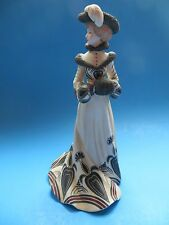 "Lenox Fine Porcelain Sculpture American Fashion Figurine ""Tea At The Ritz"" Mint"
