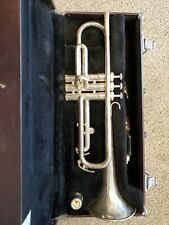 Yamaha Ytr-2320S Silver Trumpet with Hardshell Case Good Condition