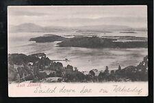 L@@K  Loch Lomond Scotland 1904 Postcard ~ GOOD QUALITY   L@@K