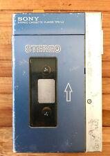 Sony Premier Walkman TPS-L2 Cassette Lecteur ,Rétro, Très Rare