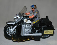 Vintage Ideal Chips Police Motorcycle Slot Car - Brand NEW from Case - HO Scale