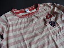 Petit Bateau fantastico LG shirt cuciture rosa antico tg. 10 ans 138cm