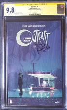 Outcast (2014 Image) #8 Cgc Ss 9.8 1x Azaceta