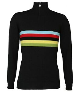 Cycle Jersey - 100% merino wool