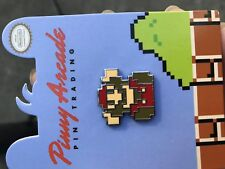 PAX West 2017 Penny Pinny Arcade Super Mario Game Over Pin Exclusive