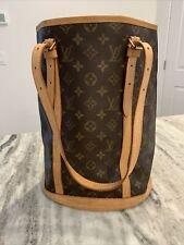 Louis Vuitton handbags bucket bag