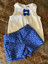 Janie And Jack 2t Short And Top