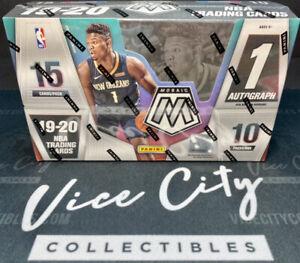 Mosaic NBA 2020 Hobby Box Live Team Break #12 - MILWAUKEE BUCKS