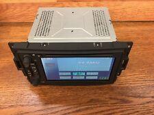 UNLOCKED OEM 2006-2010 Hummer H3 Navigation Cd Radio Touchscreen Bose 25846054