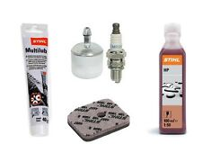 Genuine Stihl hedge trimmer extra service kit HS 81 82 86 hedgecutter oil grease