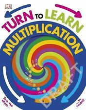 Turn to Learn Multiplication by Dorling Kindersley Publishing Staff (2016,...