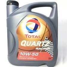 5 Litre Total Quartz Racing 10W-50