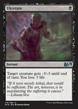 *MRM* FR 2x Ulcération ( Ulcerate ) MTG Magic 2010-2015