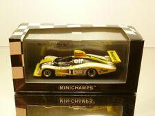MINICHAMPS RENAULT ALPINE A443 - 24h LE MANS 1978 - 1:43 - EXCELLENT IN BOX