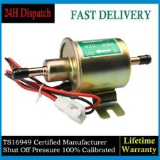 Universal Gas Diesel Inline Low Pressure Electric Fuel Pump Petrol 12V 4-7 PSI