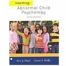 Cengage Advantage Books: Abnormal Child Psychology by Eric J. Mash and David A.