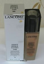 Lancome Teint Idole Ultra Wear 24H Foundation 30ml - Lys Rose - 02 - Boxed