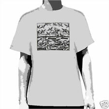 THRICE:Birds & Bones:T-shirt NEW:XLARGE ONLY