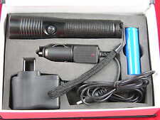 New!!  3 Watt Luxeon LED Flashlight Complete Kit for Police and Security Guards