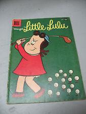MARGE'S LITTLE  LULU  VOL. 1   #121   1958  VERY  LITTLE  WEAR
