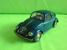 WIKING 1:40 VW VOLKSWAGEN BEETLE KÄFER - BLUE -  NEAR MINT CONDITION