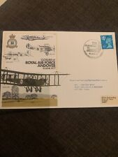 1977 Closure Of RAF Andover Flight Cover FDC