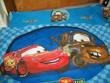 Disney Pixar Cars Pillow Case & Sheet Lighting McQueen Mader NEW!!!