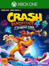 Crash Bandicoot 4: It's About Time (Xbox One - Digital Code - VPN)