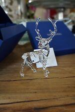 Swarovski Crystal, 2015 Stag, Art No 5135854 NIB 100% Authentic