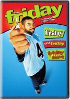 Friday 1-3 Collection [New DVD] Eco Amaray Case, Widescreen