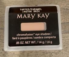 Mary Kay Chromafusion Eye Shadow- Toffee/Caramel