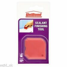 UniBond Mastic Silicone Finition Lissage hand held Tool