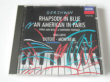 Gershwin - Rhapsody In Blue (CD Album) Used very good