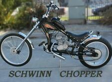 Schwinn Chopper 80cc Gas Motor Kit ENGINE FOR A OCC  STINGRAY Black BIKE BICYCLE