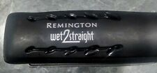 "REMINGTON WET 2 STRAIGHT DIGITAL FLAT IRON #S7900i 1"" HAIR STRAIGHTENER"