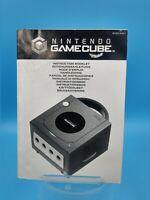 jeu video notice BE nintendo gamecube notice pour console