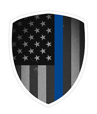 Fallen Officer Dodge Ram Ford Chevy  Window Sticker Decal Army Marine 7""