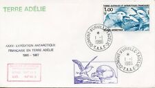 FDC / T.A.A.F. TERRES AUSTRALES TIMBRE N° 115 / FAUNE /