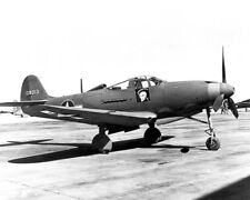 BELL P-39 AIRACOBRA 363RD FIGHTER SQUADRON 8x10 SILVER HALIDE PHOTO PRINT