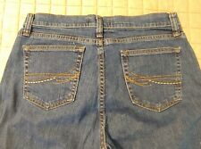Wrangler As Real as Wrangler Classic Fit Bootcut Womens Jeans sz 10x32 WCW84CW