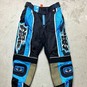 NOS 1999 No Fear Elektron Motocross Supercross Pants 28 - mcgrath axo fox