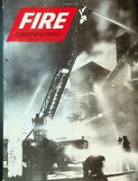 Fire Engineering Magazine March 1973 Birmingham Fire Department Pumpers