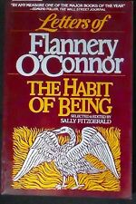 The Habit of Being:Letters of Flannery O'Connor Fitzgerald PBk 1980 Near Fine