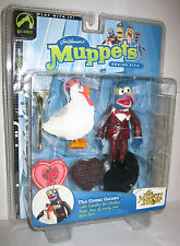 The Muppet Show The Great Gonzo Palisades Figure - includes Camilla