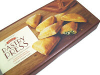 Williams Sonoma Filled Stuffed Pastry Press Triangle Shaped Molds Brand New
