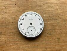 Jewel Pocket Watch Movement Illinois Autocrat 12s 17