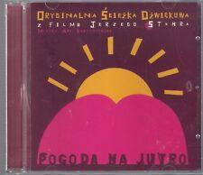 ABEL KORZENIOWSKI POGODA NA JUTRO 2003 CD TOP RARE OOP MYSLOVITZ STUHR ROJEK